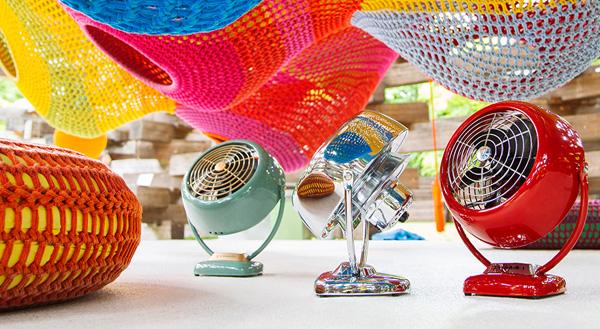 【熱中症対策】おしゃれな扇風機で賢く快適に夏を乗り切りましょうのサムネイル画像
