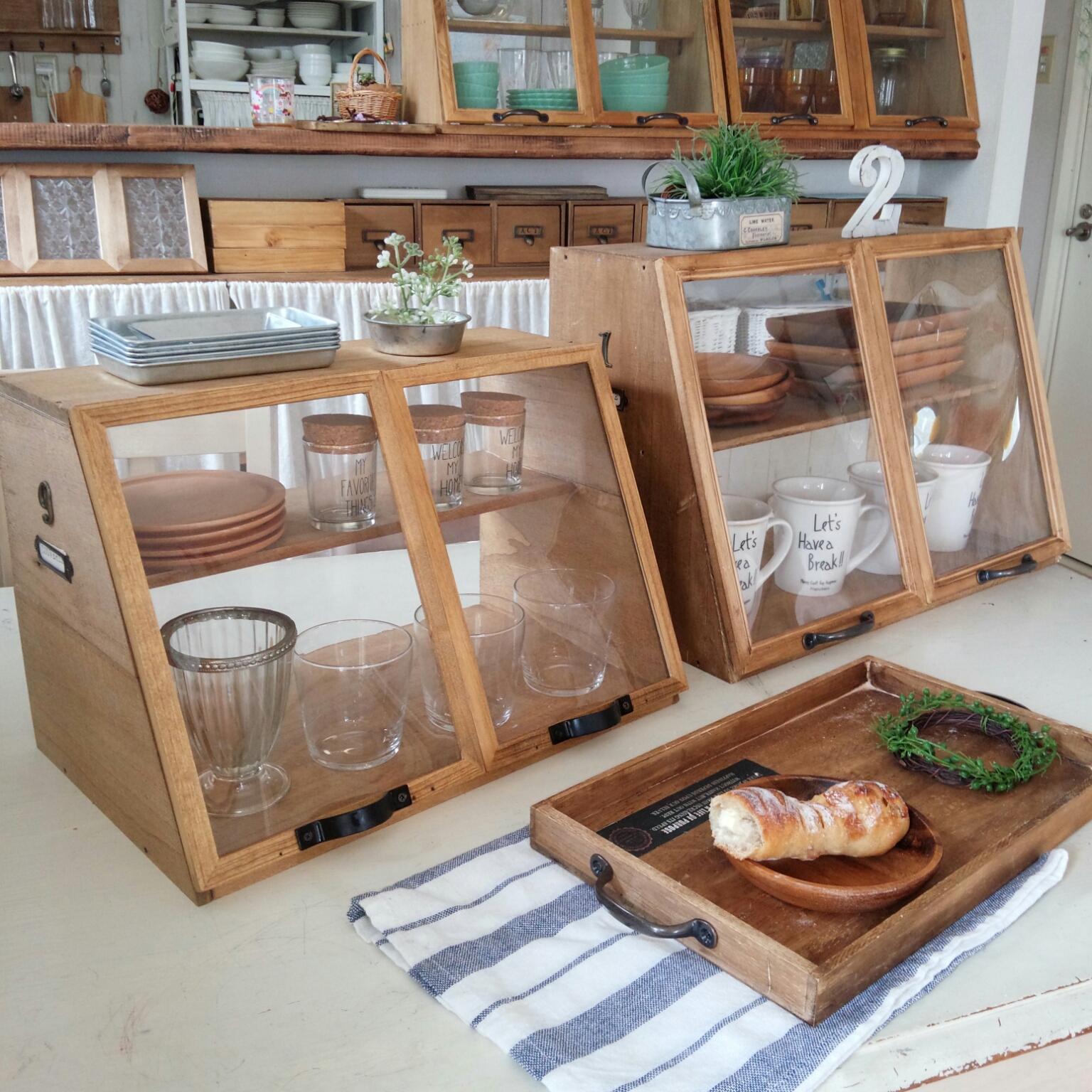 【DIY】オシャレな収納棚を安く手軽に手作りする【初心者向け】のサムネイル画像