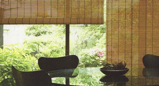 【必見】すだれをカーテンの替わりに取り入れるとこんなにオシャレ!のサムネイル画像