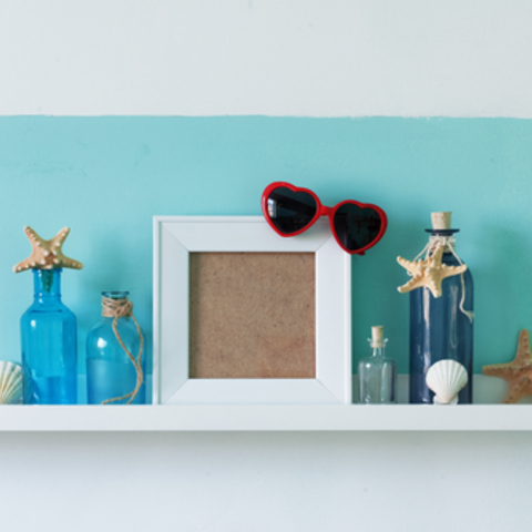 人気の西海岸風インテリアでマリンでおしゃれなお部屋をつくろうのサムネイル画像