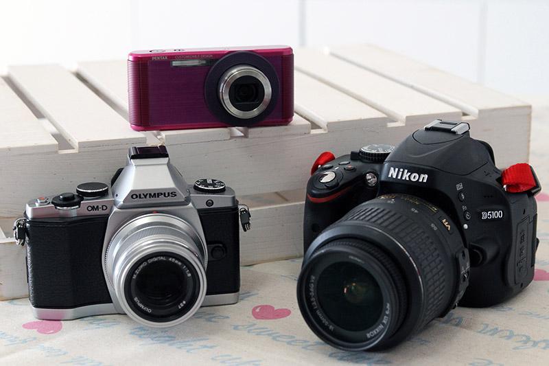 デジタルカメラの選び方!種類とポイントを理解してから購入しようのサムネイル画像