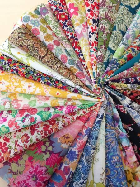 家の中にあるハギレ布で作れます。おしゃれ可愛い手作り雑貨のサムネイル画像