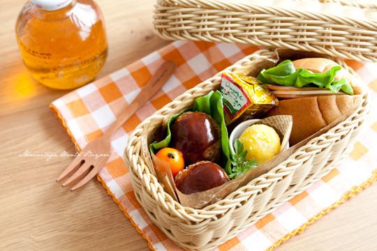 お昼が待ち遠しくなる!可愛いランチボックスコレクション☆のサムネイル画像