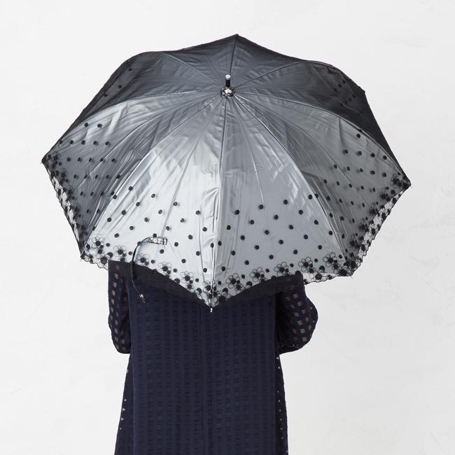 あなたは、長傘派?折りたたみ派?おしゃれ可愛い日傘でUV対策のサムネイル画像