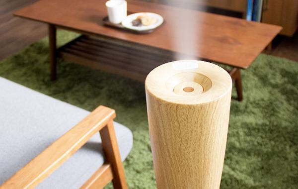 カサカサとはおさらば!乾燥を撃退してくれる可愛い加湿器をご紹介!のサムネイル画像