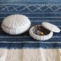 お部屋にアクセントを!便利で可愛い小物入れをご紹介します!のサムネイル画像