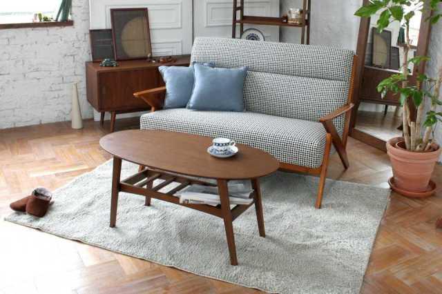 【収納付きローテーブル】これさえあれば、リビングすっきり!のサムネイル画像