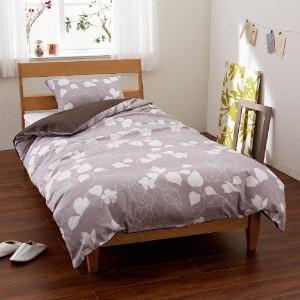 一日の始まりは寝室から!可愛い布団カバーで元気に目覚めよう!のサムネイル画像