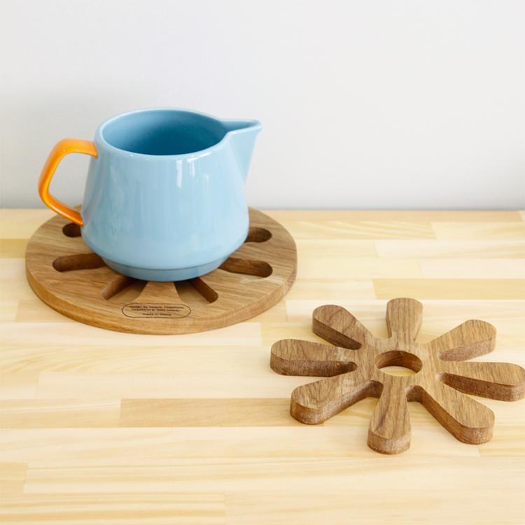 鍋敷きを手作りして、食卓にも色鮮やかな彩りを添えましょうのサムネイル画像