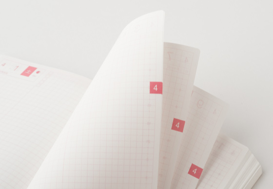 【ほぼ日手帳】もう挫折しない!中身を充実させる手帳の書き方のサムネイル画像