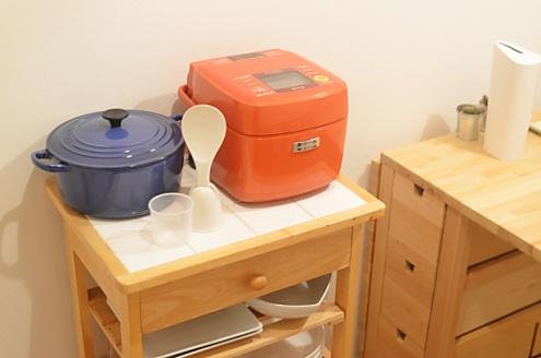 炊飯器の掃除はどうしてる?今さら聞けない正しい炊飯器の掃除方法のサムネイル画像