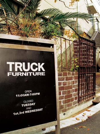 元祖男前インテリア!TRUCK トラックが作り出す家具や雑貨の魅力のサムネイル画像