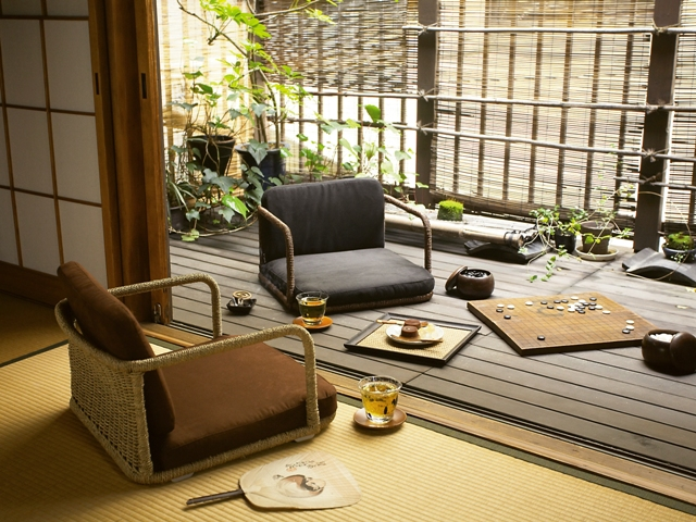 【部屋ナビ】どんな部屋でも和風テイストで落ち着いた空間にのサムネイル画像
