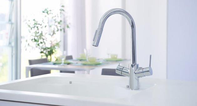 今どきのキッチン水栓はおしゃれで便利!あなたはどれを選びますか?のサムネイル画像