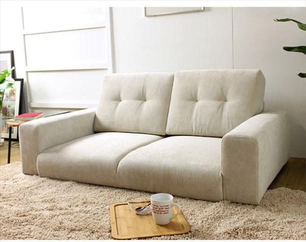 おしゃれなローソファーで、日本人らしい床生活を取り戻そう!のサムネイル画像