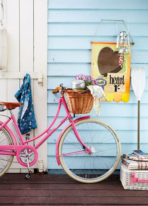 タウンユースに使いたい!おしゃれでかわいい自転車の選び方のサムネイル画像
