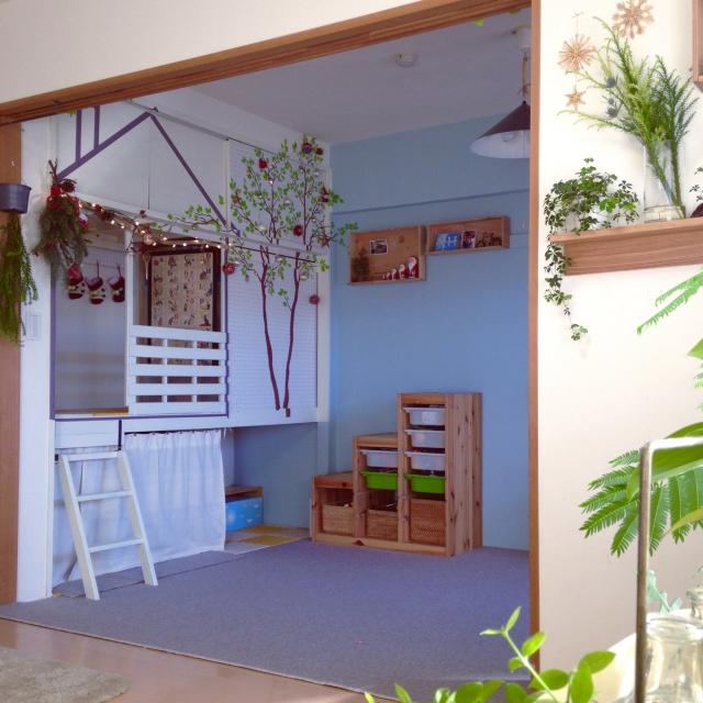 いまいちな和室をDIYでおしゃれで使えるお部屋に大改造してみようのサムネイル画像