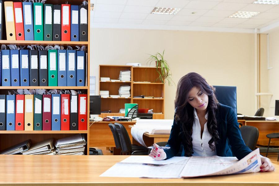 面倒な書類整理を簡単に。オフィスで人気のアイデアグッズ5選!のサムネイル画像