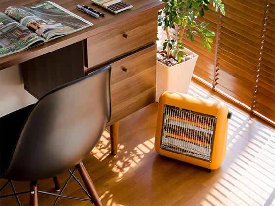 体の芯から温める!今年の冬は、遠赤外線ストーブで決まり!のサムネイル画像