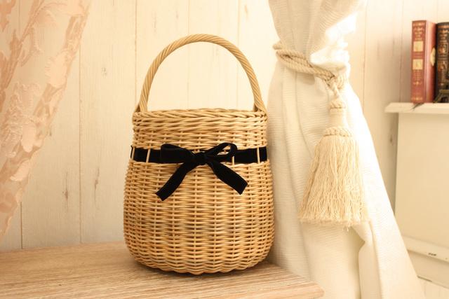 夏も!冬も!シーズン別【かごバッグ】を手作りしてみませんか?のサムネイル画像