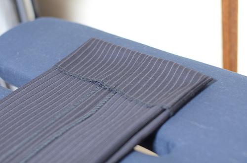 面倒なズボンの裾上げも、これで簡単に!裾上げテープの使い方のサムネイル画像
