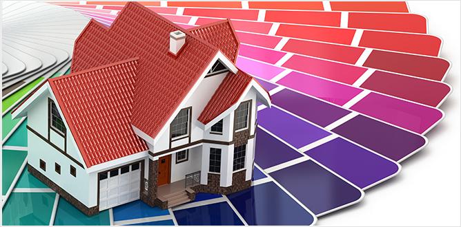 大切な家のメンテナンスに欠かせない【外壁塗料】を比較しましたのサムネイル画像
