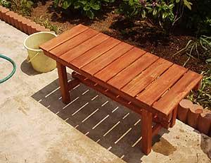 【DIY】自分だけの縁台を手作りしてお庭の景色をもっと楽しもうのサムネイル画像