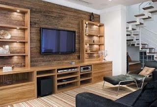 もうテレビ台に乗せない!TVを壁掛けにしてオシャレなお部屋にしようのサムネイル画像
