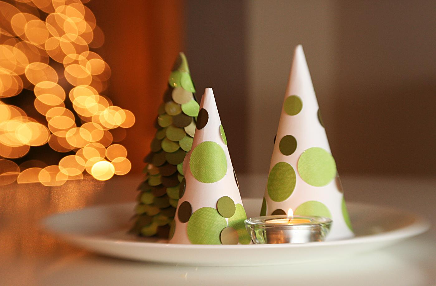 手作りクリスマスツリーに挑戦!まねしたくなる素敵なアイデア40選!のサムネイル画像