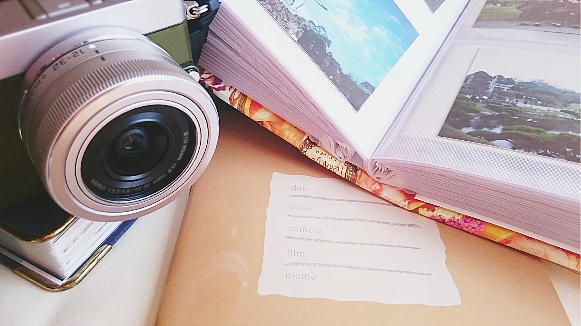 心のこもった手作りアルバムは大切な人へのプレゼントにもピッタリ♪のサムネイル画像