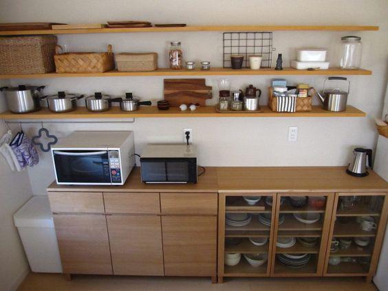 今人気の収納棚は、活用しやすいおしゃれな木製が断然可愛い!のサムネイル画像