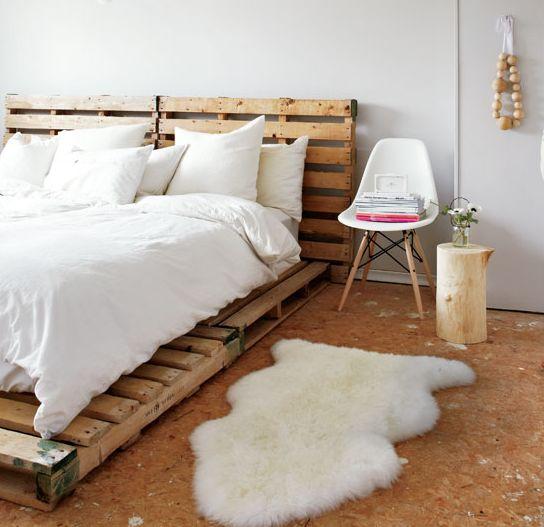 リラックス空間こそお洒落にしませんか?北欧風ベッドをご紹介♡のサムネイル画像