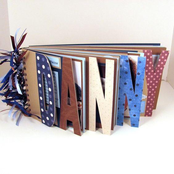 【簡単】不器用でも可愛くできる!手作りアルバムの作り方アイディアのサムネイル画像