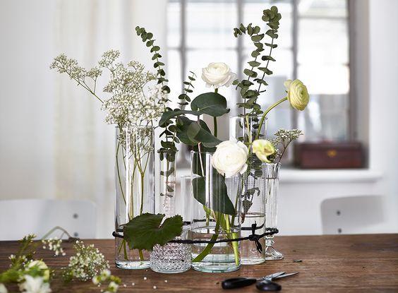 【必見】おしゃれ女子は使ってる♡IKEAの花瓶♡おすすめ10選のサムネイル画像