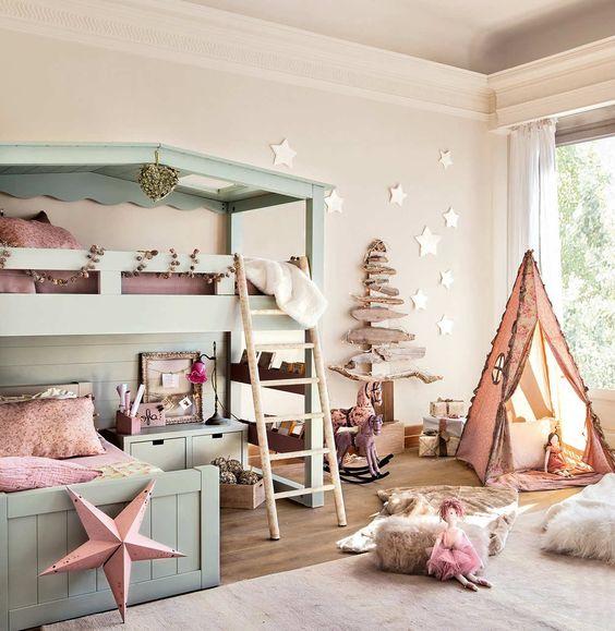 【どうすればいい…?】子供部屋のオシャレな家具配置例20選♪のサムネイル画像