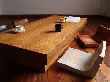 インテリアをおしゃれに決めるポイントはセンターテーブルにあり☆のサムネイル画像