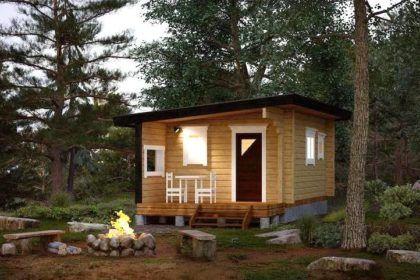 DIYで作る小屋作りとは?自作で小屋を作る際のポイントを解説。のサムネイル画像