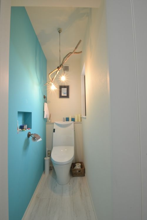 トイレの壁紙をDIYで張り替える方法?風水的にも良いって本当?のサムネイル画像
