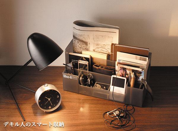 【収納】小物収納を活用して部屋をスッキリ魅せる!【可愛い】のサムネイル画像