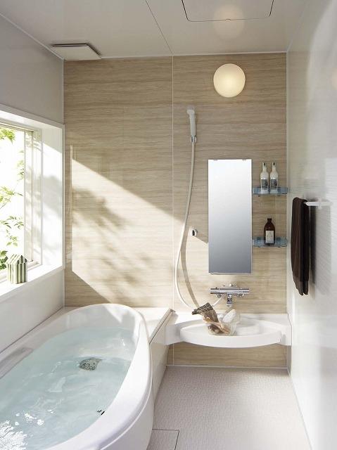 リラックスできる素敵な空間に。バスルームのリフォームをするには?のサムネイル画像