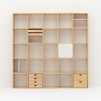 お部屋がすっきり片付く!収納力抜群のおススメ家具をご紹介!のサムネイル画像