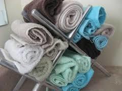 意外とかさばるバスタオルやフェイスタオルなどおススメのタオル収納術のサムネイル画像
