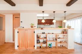オシャレで素敵なキッチンカウンター収納大集合!お気に入りはどれ?のサムネイル画像