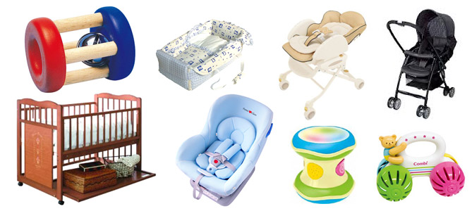 ベビー服やおもちゃなどのベビー用品の収納にもう困らない!のサムネイル画像