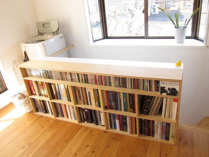 おしゃれなDIY本棚14選。自分にぴったりなものを手作りしましょうのサムネイル画像