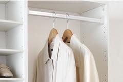 【知っておくととっても便利!】もう悩まない、コートの収納方法のサムネイル画像