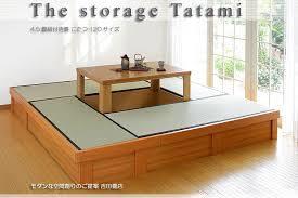 おすすめは畳ユニット収納や畳ベッド収納!和モダンを求める人向けのサムネイル画像