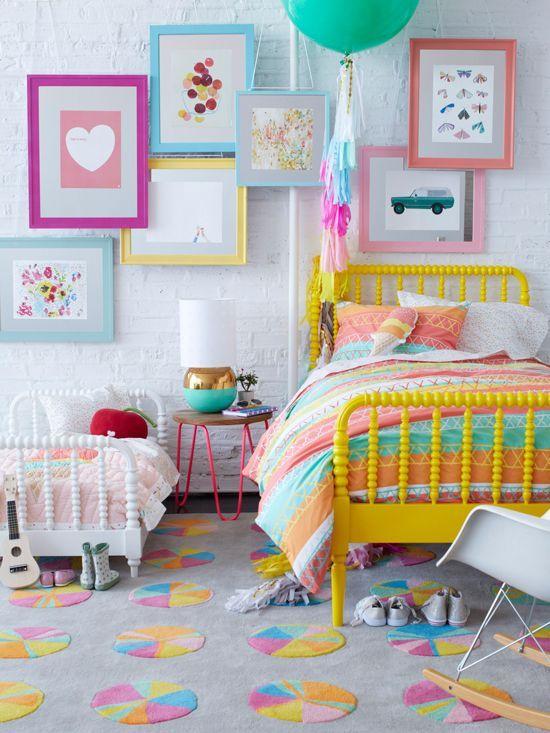とびきりかわいい!キッズのための部屋。キッズ収納・デコレーションのサムネイル画像