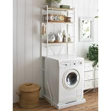 【洗濯機周りの収納にはこれがおススメ!】スッキリおしゃれに収納!のサムネイル画像