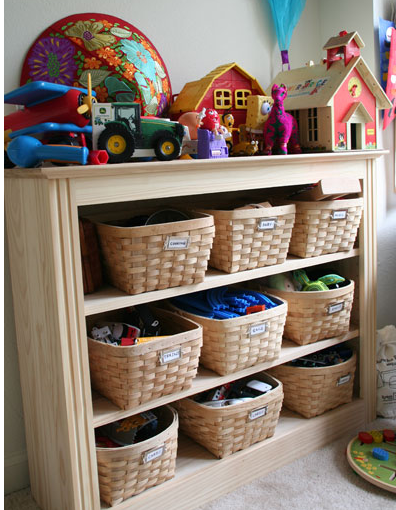 部屋の片付けが苦手な人にオススメな簡単・綺麗な収納方法!!のサムネイル画像